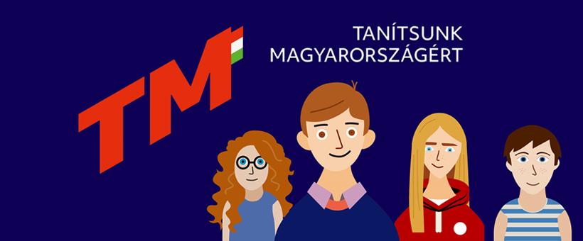Mindenkit vár a Tanítsunk Magyarországért program